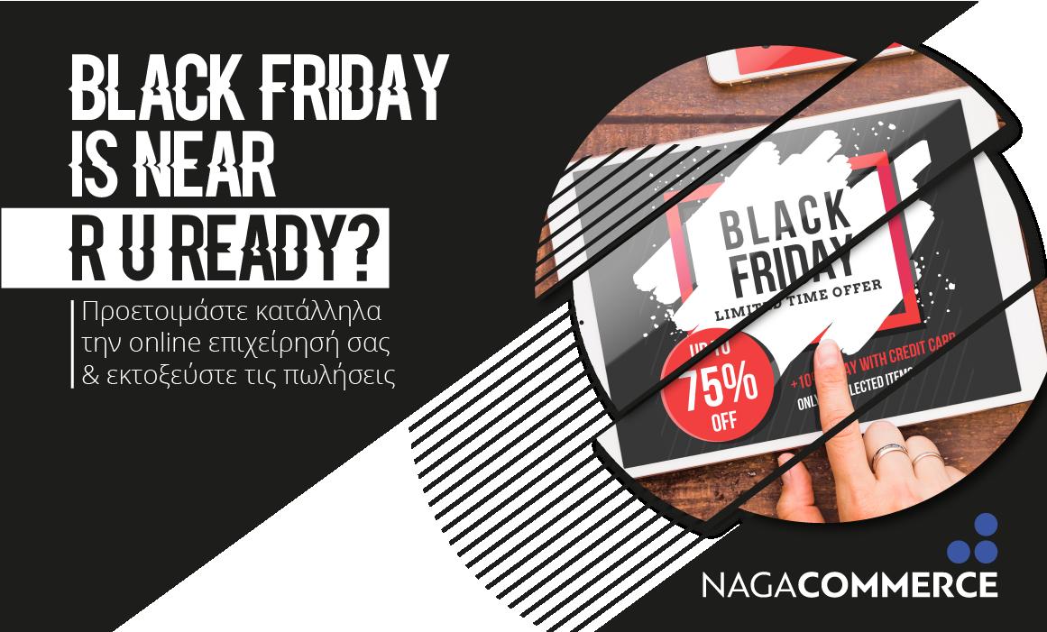 BlackFriday Sales with NagaCommerce